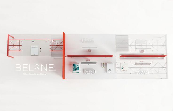 Belone es una nueva marca portuguesa de muebles de oficina y diseño. Una marca que se define a si misma como mar, tradición y familia.
