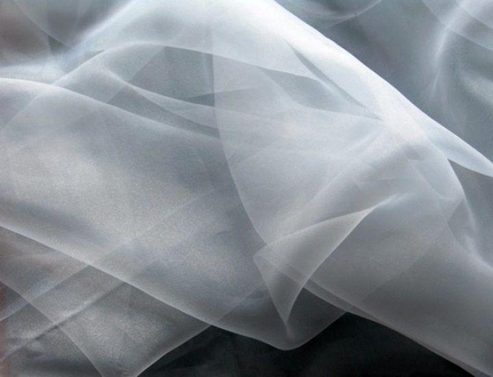 Для сохранения белого цвета тюля можно использовать как современные моющие…