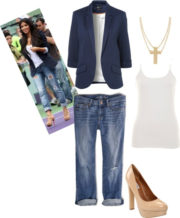 """""""#23 kim kardashian outfit for $150"""" by itsdivaduh on Polyvore"""