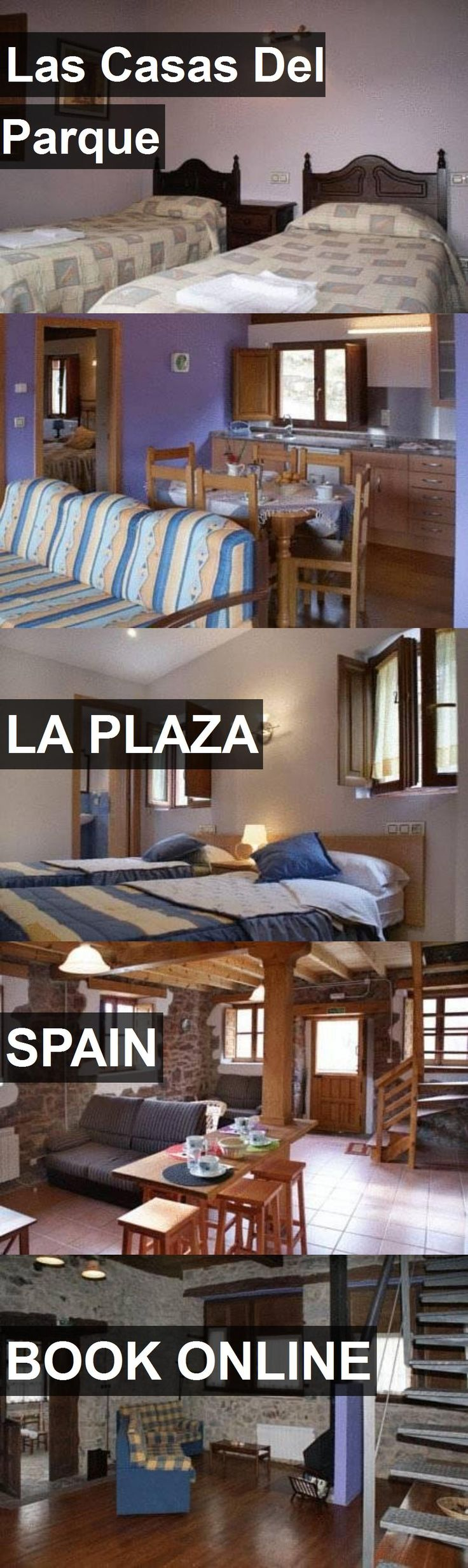 Hotel Las Casas Del Parque in La Plaza, Spain. For more information, photos, reviews and best prices please follow the link. #Spain #LaPlaza #travel #vacation #hotel