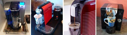 Single Cup Coffee Makers | Coffee Detective