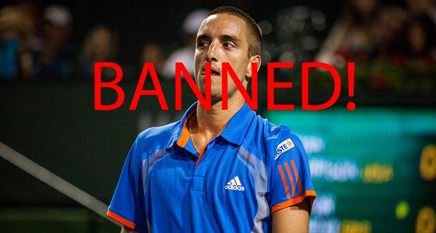 Viktor Troicki Banned for 18 Months for Doping - http://www.tennisfrontier.com/news/atp-tennis/viktor-troicki-banned-for-18-months-for-doping/