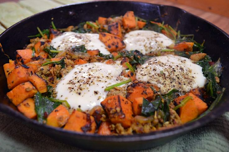 1000+ images about Breakfast on Pinterest | Sweet potato hash ...