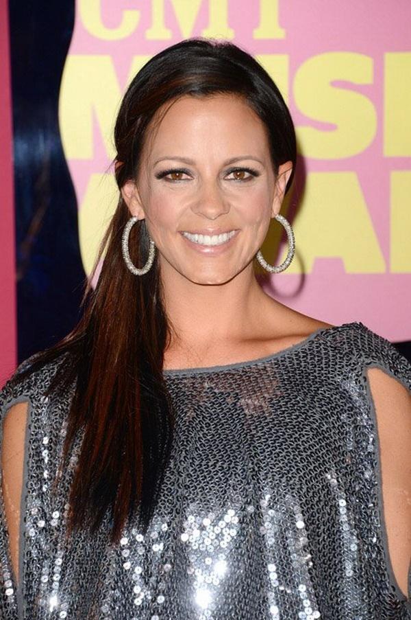 Sara Evans @ 2012 American Country Music Association Awards