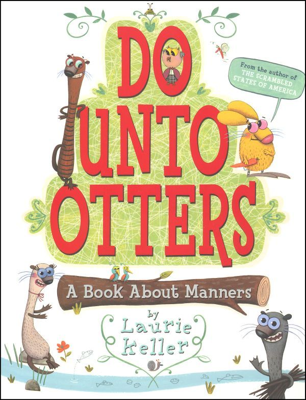 Do Unto Otters - 15 Must-Have Social Emotional Books