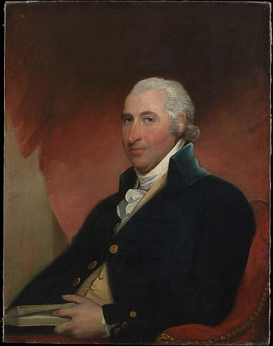 John Shaw  Gilbert Stuart  (American, North Kingston, Rhode Island 1755–1828 Boston, Massachusetts)  Date: 1793 Medium: Oil on canvas Dimensions: 36 x 28 in. (91.4 x 71.1 cm) Classification: Paintings Credit Line: Gift of Mr. and Mrs. Alfred Grima Johnson, 2005 Accession Number: 2005.462.1Canvas Dimensions, Oil On Canvas, Rhode Island, Metropolitan Museum