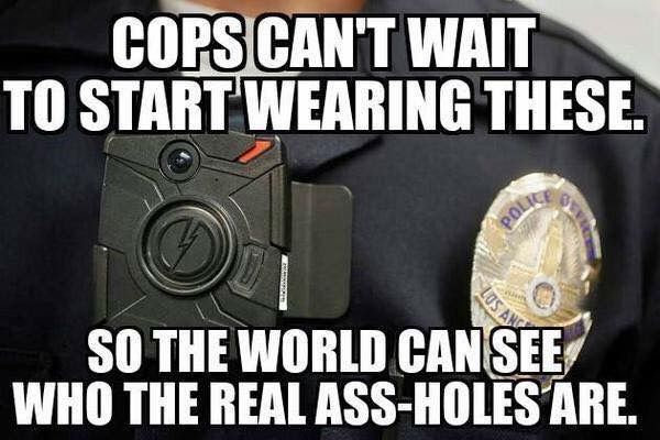 Ours already do! And they were paid for by donations to the Police Department by citizens!