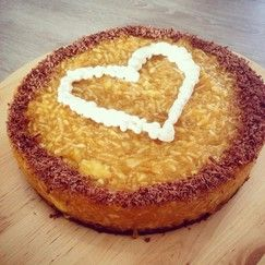 Apple pie / Schwedische Apfeltorte  - vegan -