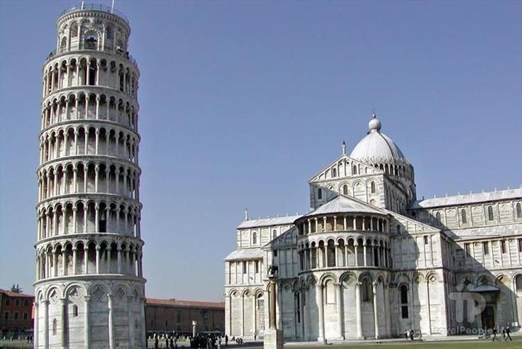 Piazza dei Miracoli - #Pisa