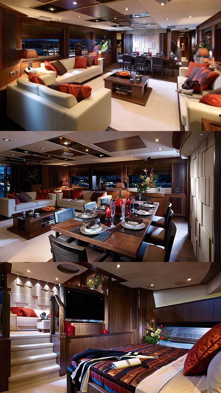 Sunseeker 30 metre Luxury Yacht