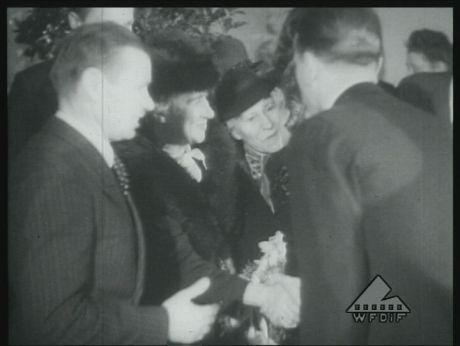 1929. Miss Polonia' wedding/ Ślub Miss Polonia z adwokatem [video] (REPOZYTORIUM CYFROWE FILMOTEKI NARODOWEJ) #wedding, #retro