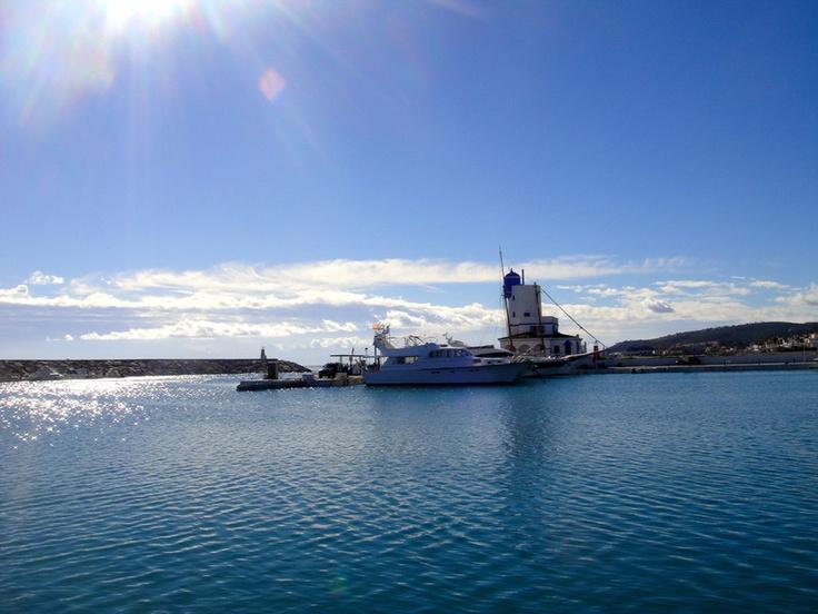 El Puerto de la Duquesa también nos ofrece un escenario ideal para tomar nuestras fotografías.