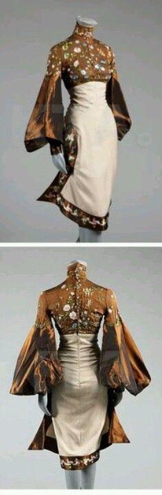 Upcycle kimono-style dressing gowns ? Очень нравится это платье, где такое можно купить? Кто такое чудо может сшить?