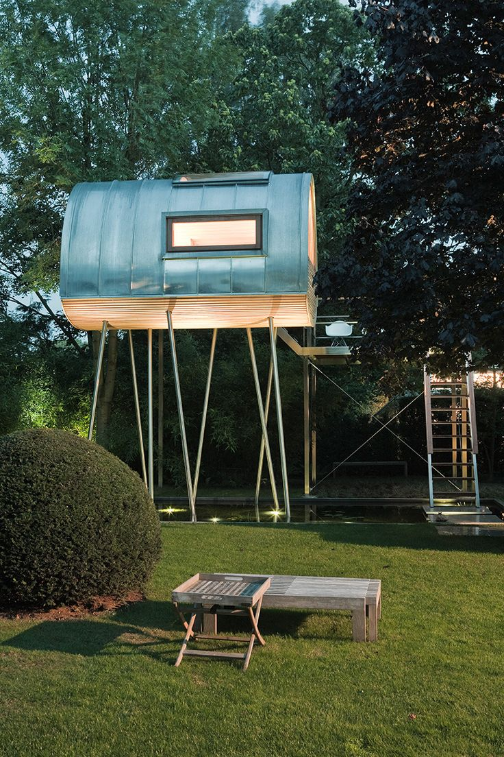 Modern Tree Houses 30 Best Tree House Images On Pinterest Architecture Treehouses