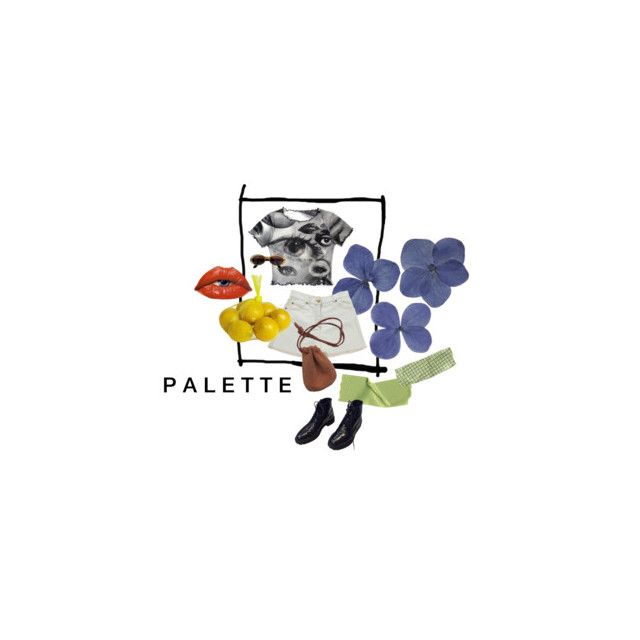 """Palette"" by dont-stop-chasing on Polyvore featuring Gucci, Pier 1 Imports and Yves Saint Laurent"