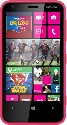 Buy Nokia Lumia 620 at Cheap price of  Rs.15199 – WP8, 5MP Camera