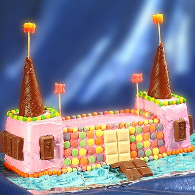 enchanted birthday castle...: Castles Cakes, Cakes Ideas, Cakes Mixed Cakes, Cakes Recipes, Castles Recipes, Castle Cakes, Birthday Castles Im, Birthday Cakes, Birthday Castles I M