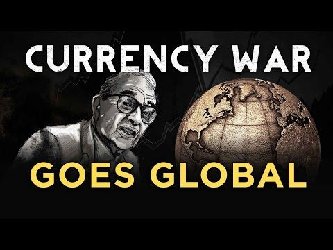 Mike Maloney's Daily News Brief - Currency War GOES GLOBAL - @mike_maloney