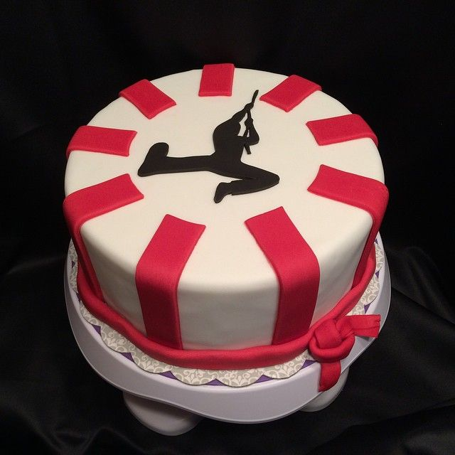 American Ninja Warrior Cake Pops