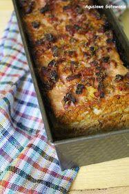 Bardzo smaczna wersja mięsnej zapiekanki.Mięso jest wilgotne dzięki warstwom z białej kapusty i może być podane na obiad z ziemniakami lub r...