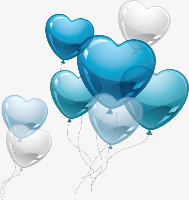 Balao Azul Amor Clipart Clipart De Balao Crianca Imagem Png E Psd Para Download Gratuito Balloons Love Balloon Blue Balloons