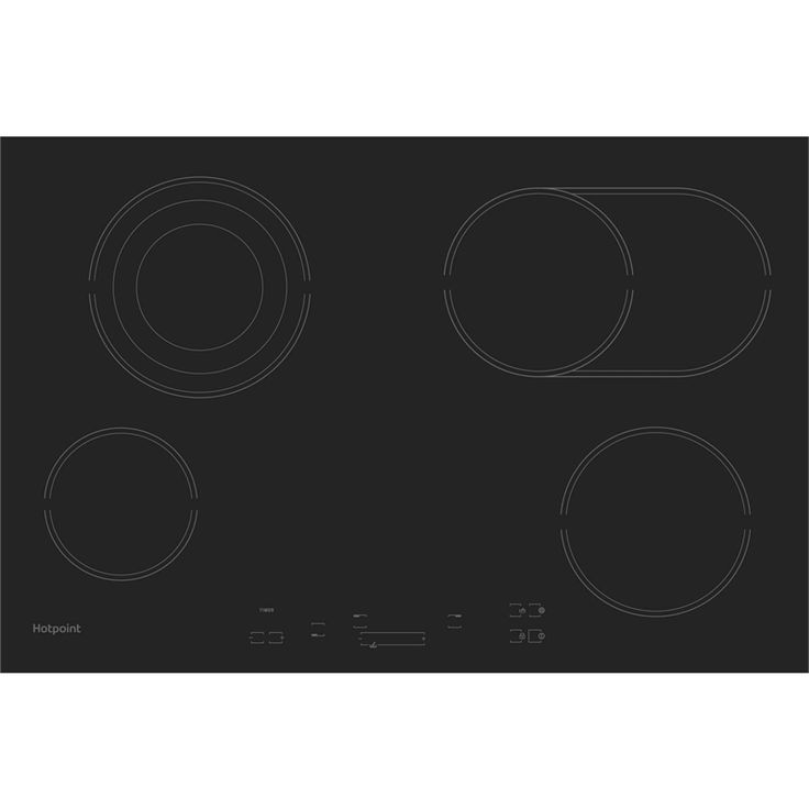 Find Hotpoint HR 7011 B H Electric Hob - 75cm - Black at Homebase. Visit your local store for the widest range of kitchens products.