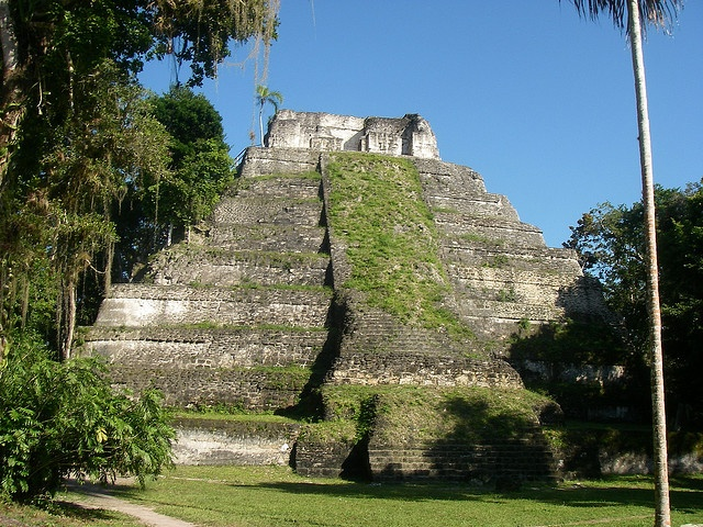 This is where Survivor Guatemala was produced. If anyone cares. Fabulous unrestored (so far) pyramid.     Guatemala Tours 2012