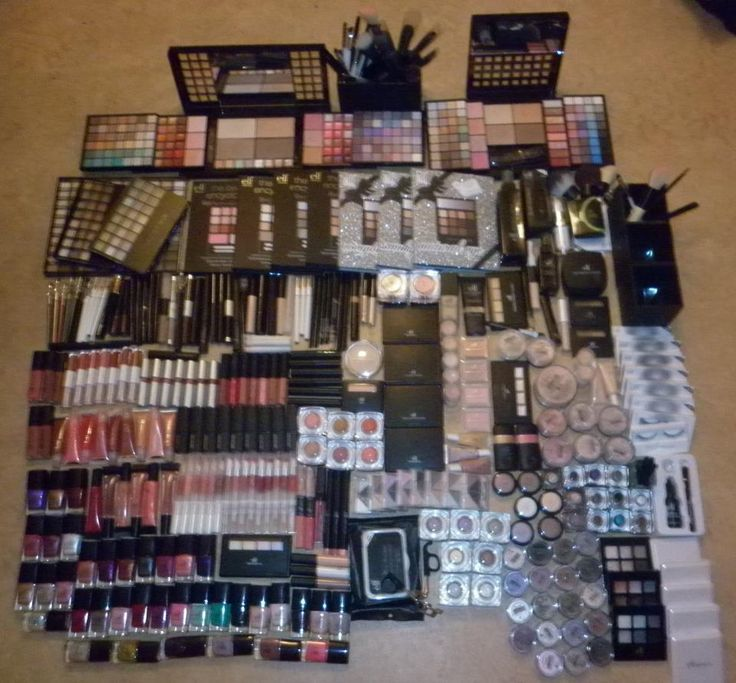 #elf #makeup collection by Alice Blycker