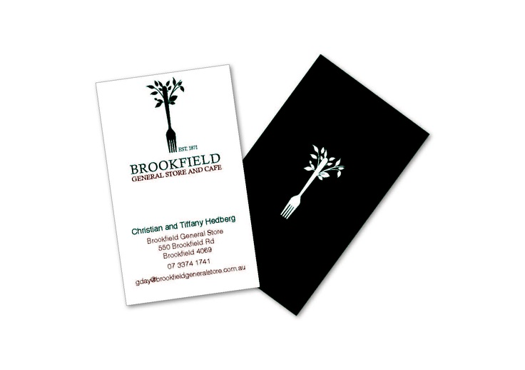 A logo I designed for a Country Store and Cafe: http://www.shakespearecreative.com/Brookfield-General-Store-Cafe-Logo-and-Business-Card-pg25392.html