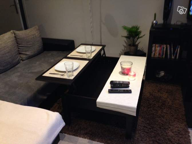 Table basse trulstorp loved pinterest tables - Table basse rangement ikea ...