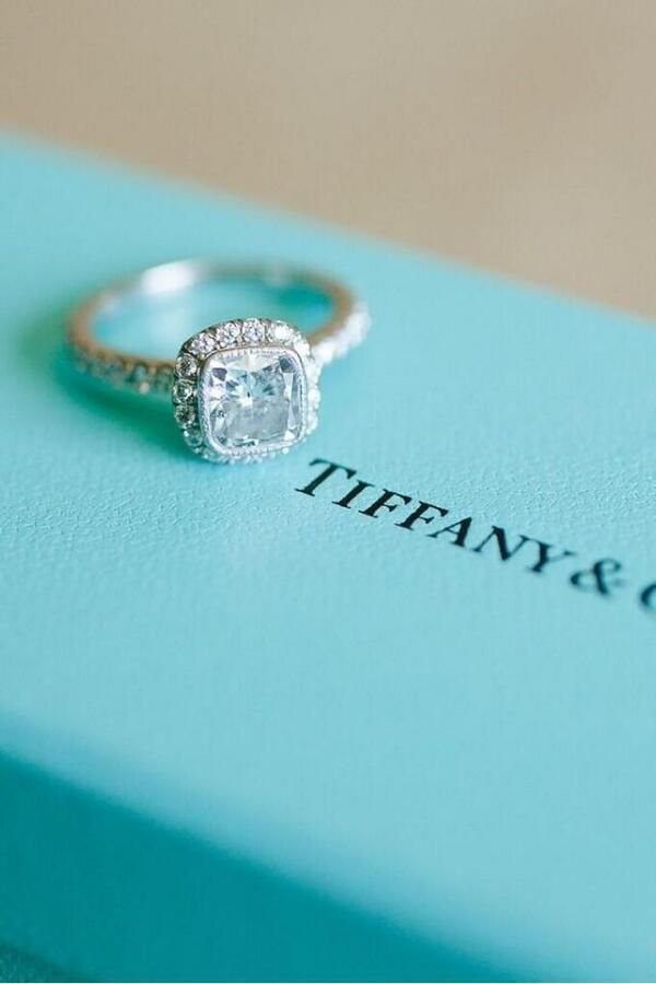 I actually like this I think it's a promise ring