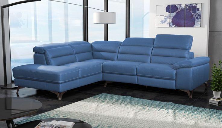Pragniesz aby w Twoim salonie pojawił się luksusowy i elegancki mebel wypoczynkowy? Prezentujemy nowości od Bizzarto: narożniki BAXTER i FALCO, które są wyposażone w funkcję relax. http://www.mega-meble.pl/aktualnosc- 59