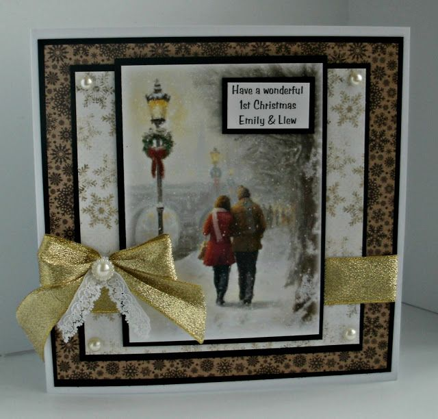 Designs by Gaynor Greaves - december 2015 @hunkydorycrafts #christmas