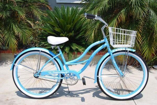 Micargi Tahiti Women's 26″ Single Speed Beach Cruiser Bike from $149 at RoadBikeCity.com