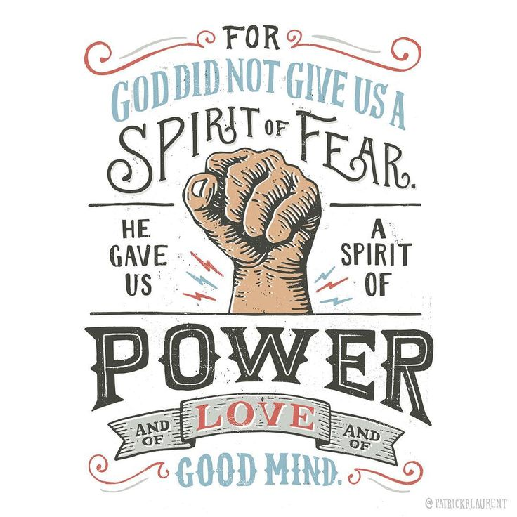 17 best fear not says the lord images on pinterest scripture for god hath not given us the spirit of fear but of power and scripture cardsencouragement scripturetattoo ideasgift negle Image collections