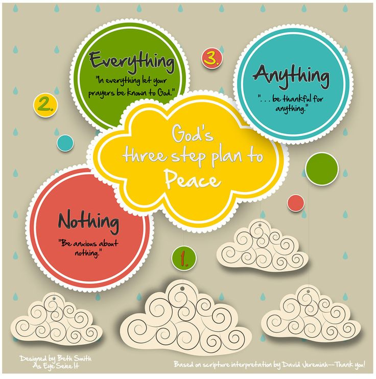 If you need a recipe for peace, try this free download!