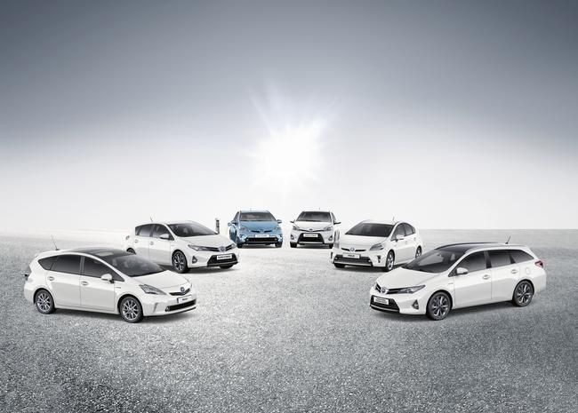Worldwide Sales Of Toyota Hybrids Top 6 Million Units | Fly-Wheel