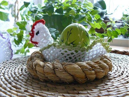 sona49 / Veľkonočné sliepočky na vajíčka