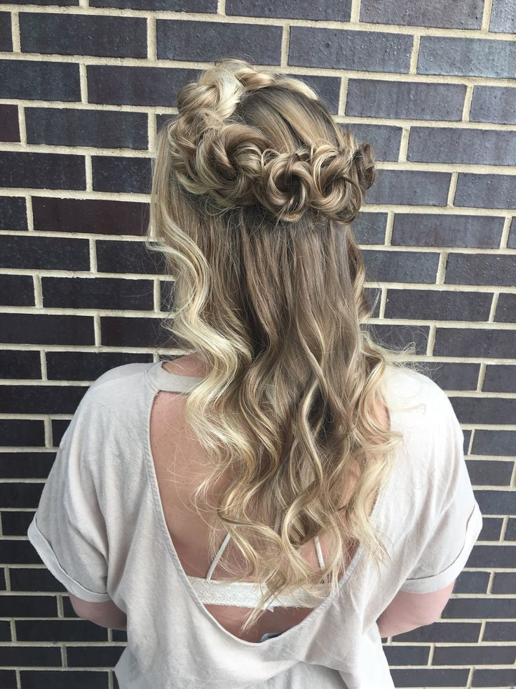 Rapunzel Hair Hairstyle By Goldplaited Rose Braids Hairstyle Braided Crown Hairstyle Pro Braided Crown Hairstyles Crown Hairstyles Braided Hairstyles