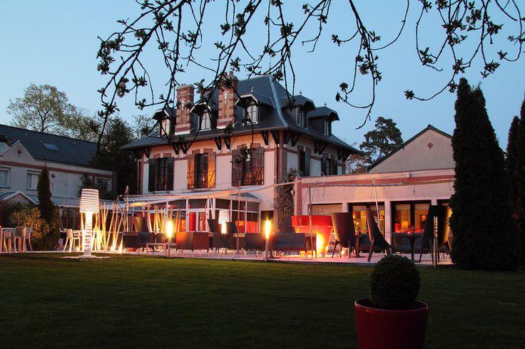 ASSIETTE CHAMPENOISE - HOTEL 5 ETOILES