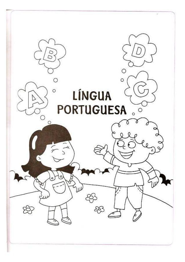 Letramento Divertido Volume 4 Com Imagens Atividades Educacao