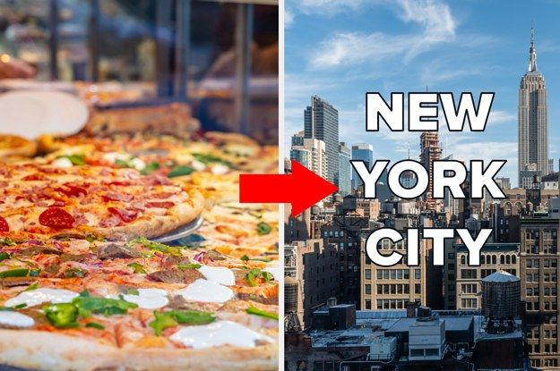 Build The Perfect Pizza And We Ll Tell You What City You Belong In Perfect Pizza Crust Image Told You So