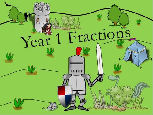 This is a complete five lesson resource pack for teaching all fractions objectives in Year 1. Included is a 25 page pack of differentiated activities (LA, MA and HA), a stunning 45 page flipchart (ActivInspire, PowerPoint and PDF formats) to help introduce and deliver lessons. Also there is a planning tool so that you simply need to copy and paste into your own planning format. The children will love the colourful characters in the flipchart and it makes learning about fractions lots of fun!