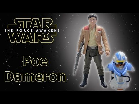 HD Star Wars Episode VII The Force Awakens Toys POE DAMERON Unboxing Toy Review by Kids Toys and C HD Star Wars Episode VII The Force Awakens Toys POE DAMERON Unboxing Toy Review by Kids Toys and Crafts HD Star Wars Episode VII The Force Awakens Toys POE DAMERON Unboxing Toy Review by Kids Toys and Crafts Star Wars Episode VII The Force Awakens Toys POE DAMERON Unboxing and Toy Review featured in our surprise toy box series. Overall Poe Dameron is a decent toy set and action figure I enjoyed…