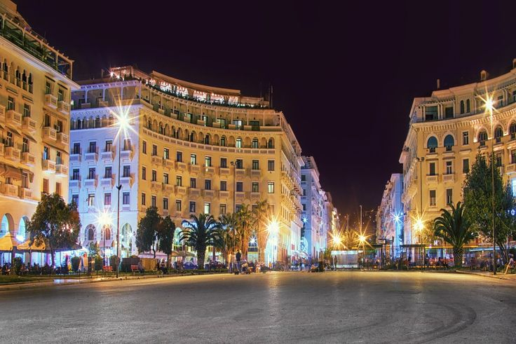 Thessaloniki is fuelled by optimism, hedonism and just a dash of chaos. Greece's thriving second city has monuments and museums to thrill...