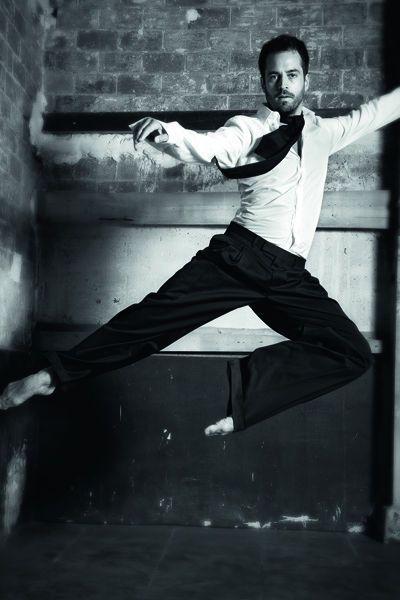 Benjamin Millepied danse avec le style - L'EXPRESS