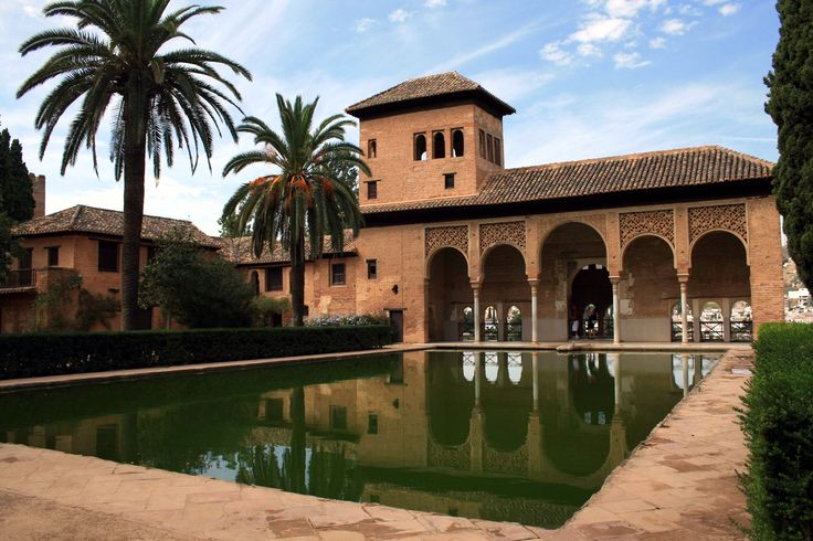 Image issue du site Web http://upload.wikimedia.org/wikipedia/commons/e/e1/Alhambra_-_Granada_1.jpg
