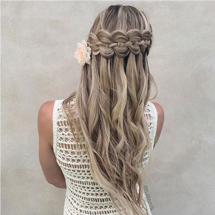 25 Amazing Braids Ideas For Special Occasion Easy Hairstyles For Long Hair Straight Hairstyles Hair Styles
