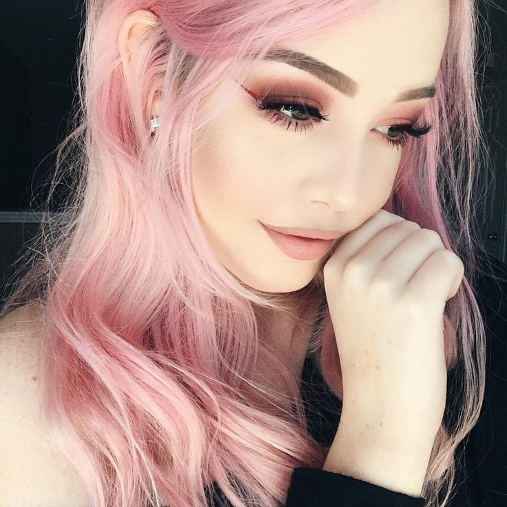 1000+ ideas about Pastel Pink Hair on Pinterest | Pale ...
