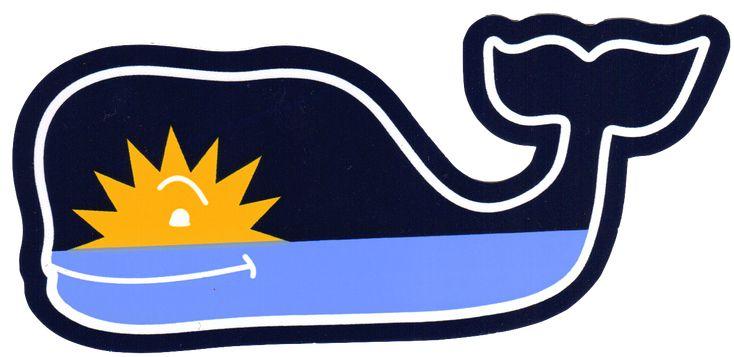 Vineyard Vines Antigua Whale (Sun and the Sea)   Vineyard ...